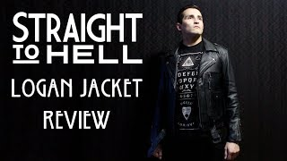 Straight To Hell Logan Leather Jacket Review