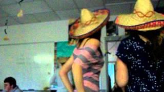Spanish class. Olay! (:
