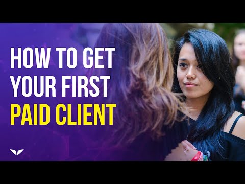 Coaching Business Plan To Get Your First Paid Client (FAST)