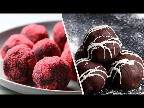7 Exotic Truffles You Can Make At Home ? Tasty