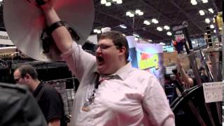 Family Guy | Peter Griffin Real Life New York Comic Con 2014