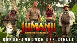 Jumanji : Bienvenue dans la Jungle - Bande-annonce 2 - VF