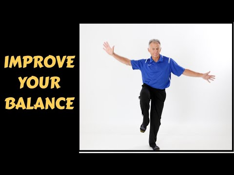 This One Simple Exercise Can Greatly Improve Your Balance