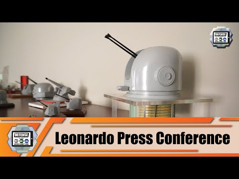 Review about naval gun systems manufactured by Leonardo Aerospace Naval land Defense Company Italy