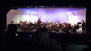 RHS Wind Ensemble ~ Sleigh Ride