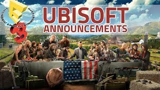 Ubisoft at E3 2017: Everything Announced