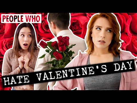 That Person Who Hates Valentine's Day