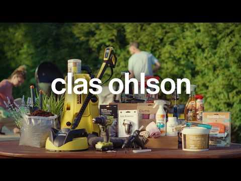 Anna rakkautta sille, mitä sinulla on - Clas Ohlson