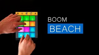 Drum Pads 24- Boom Beach(by mod:noise)