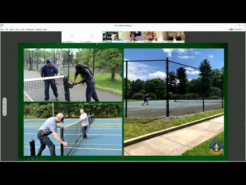 Mayor reopening Louisville's dog parks, tennis courts
