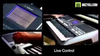 Yamaha PSR s 670 Live Control