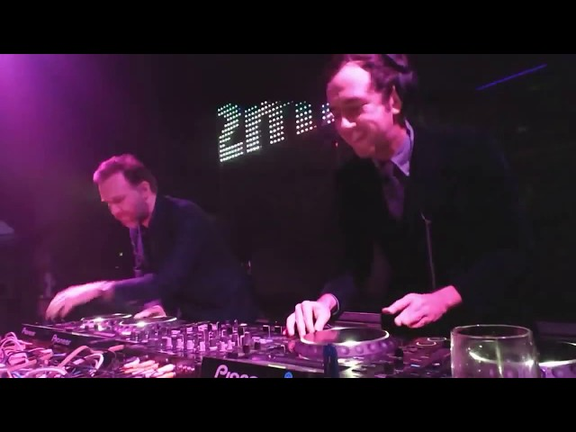 2 Many DJs Live en LA3 Valencia 2014