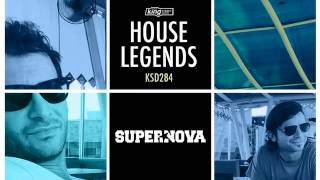 Big Moses feat. Kenny Bobien - Brighter Days (Supernova Something Mix 2015)