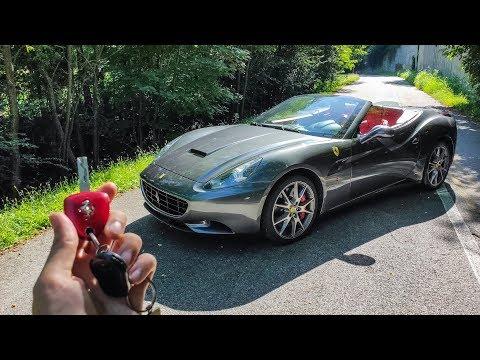 "Li Spenderesti 75.000? per una Ferrari California Usata"""