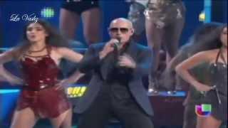 Enrique Iglesias and Pitbull - I Like It - Latin Grammy 2013 (Live)
