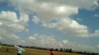 çakılan model uçak