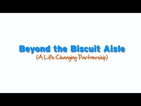 Aspect Choose & Connect work placement - Beyond the Biscuit Aisle