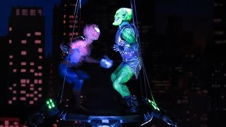 Spider-Man Battles Green Goblin in Marvel Universe Live, with Captain America, Thor, Wolverine