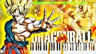 Dragon Ball XenoVerse - Character & Stage Selection Theme   Piano Tutorial, ドラゴンボール ゼノバース 【ピアノ】