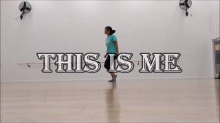 This Is Me | The Greatest Showman | Dance Cover