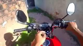 Soltando Bomba e sirene de policia na Biqueira