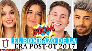 Agoney, Raoul, Nerea y Mimi protagonizan el bombazo de la era post Operacion Triunfo 2017