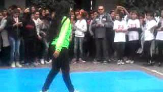 رقص هندي أكودة شارع البيئة