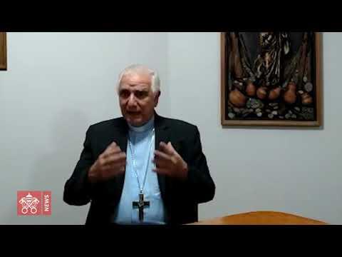 Monseñor Lozano: «Mirar desde la fe el 2020 en Argentina»