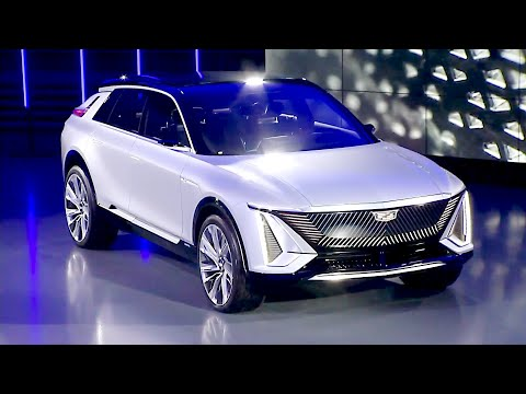 2022 Cadillac Lyriq ? Full Presentation ? Next-Gen Luxury Electric SUV