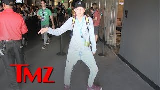 Backpack Kid Has a New Dance Called The Money Dance | TMZ