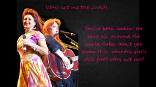Why not me The Judds with Lyrics.