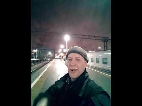 Heading Back Home on the Trans Siberian Railway
