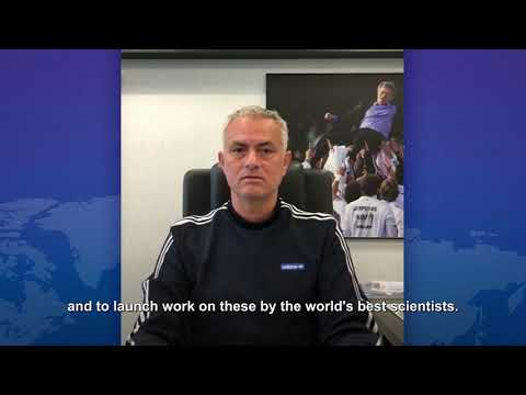 #Coronavirus: José Mourinho on joining the Coronavirus Global Response photo