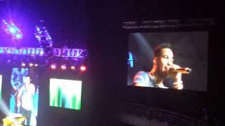 Romeo Santos - fui a jamaica, En vivo Chile, Movistar Arena