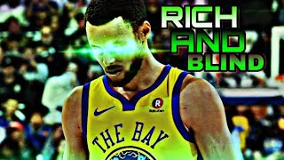 """Stephen Curry Mix ~ """"Rich And Blind""""{Rip X And Peep}"""