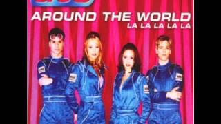 Atc- Around the world la la la la la HQ (audio)