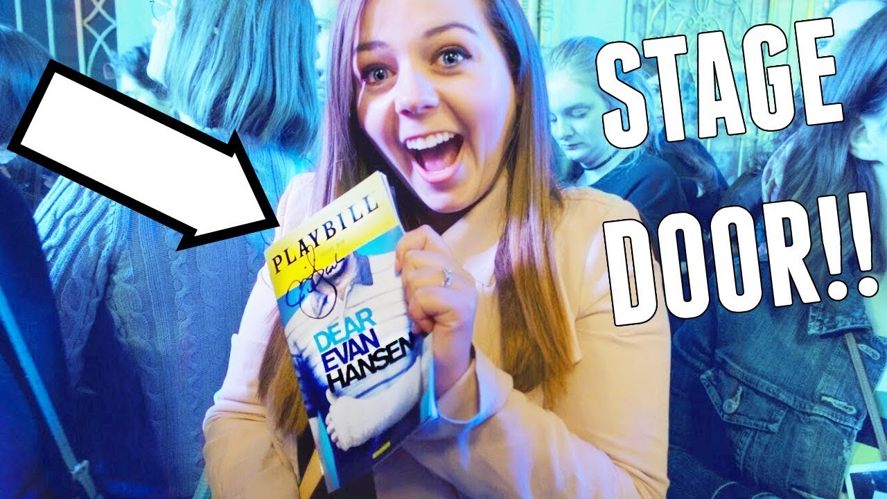Dear Evan Hansen Broadway Ticket Agencies Seatgeek San Francisco