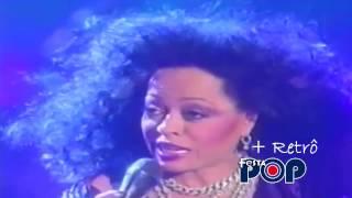 Diana Ross Whit Jamiroquai  - Upside Down ( L I V E )