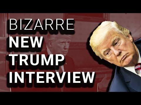 Trump Disputes DISASTROUS Interview, Then Audio Is Released