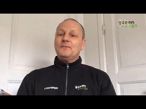 Benny Berntsson Green Cargo 20 år