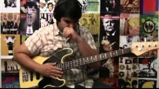 RPM - Olhar 43 (Cover Baixo/Bass com TABs)