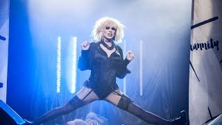 Halloween Drag Queen Event of 2016 - Heels of Hell Highlights - Holy Trannity