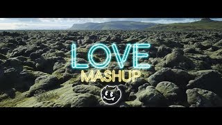 Justin Bieber, The Chainsmokers, Ariana Grande ‒ Love (Mashup) ft. Halsey, DJ Snake, Major Lazer