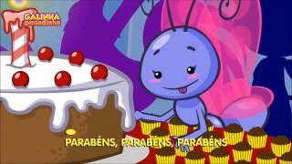 Parabens da Galinha Pintadinha - Novo DVD galinha pintadinha - Prévia