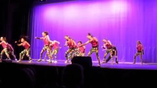 Hannah Dance Recital Locust Performing Arts (LPAC) - 2015