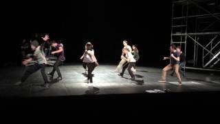 Danse d'ouverture des Comédies Barbares - Partie 1