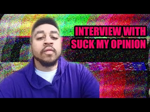 Interview with Suck My Opinion | Livestream