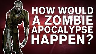 The SCIENCE! Behind the Zombie Apocalypse width=