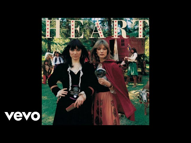 "Vídeo del audio de ""Barracuda"" de Heart."