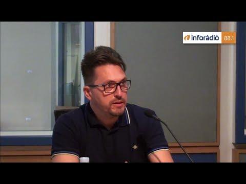 Kovács Ákos az új könyvéről az InfoRádióban